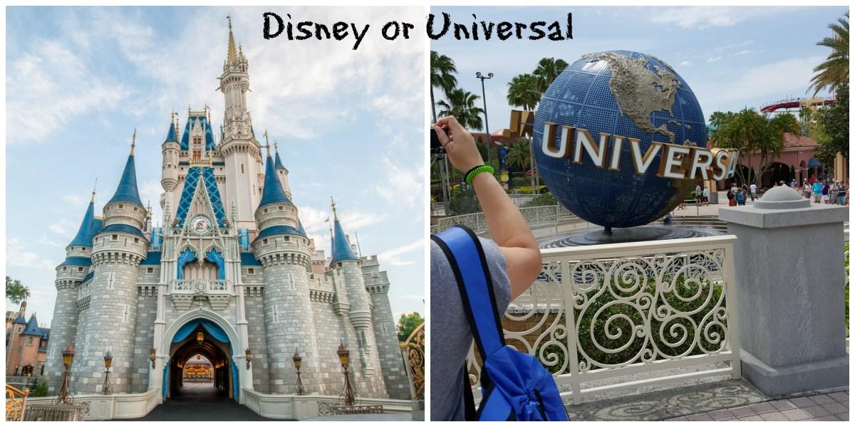 A Disney Fan Goes Universal