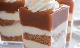 Foodie Friday: No Bake Caramel CheeseCake Shooters