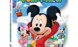 Mickey Mouse Clubhouse: Mickey's Sport-y Thon Activity Sheets