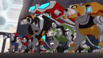 DreamWorks Voltron Legendary Defender Clips, Activity Sheets & Trading Cards!