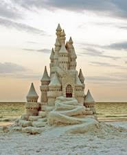 Tips Create Sand Sculptures