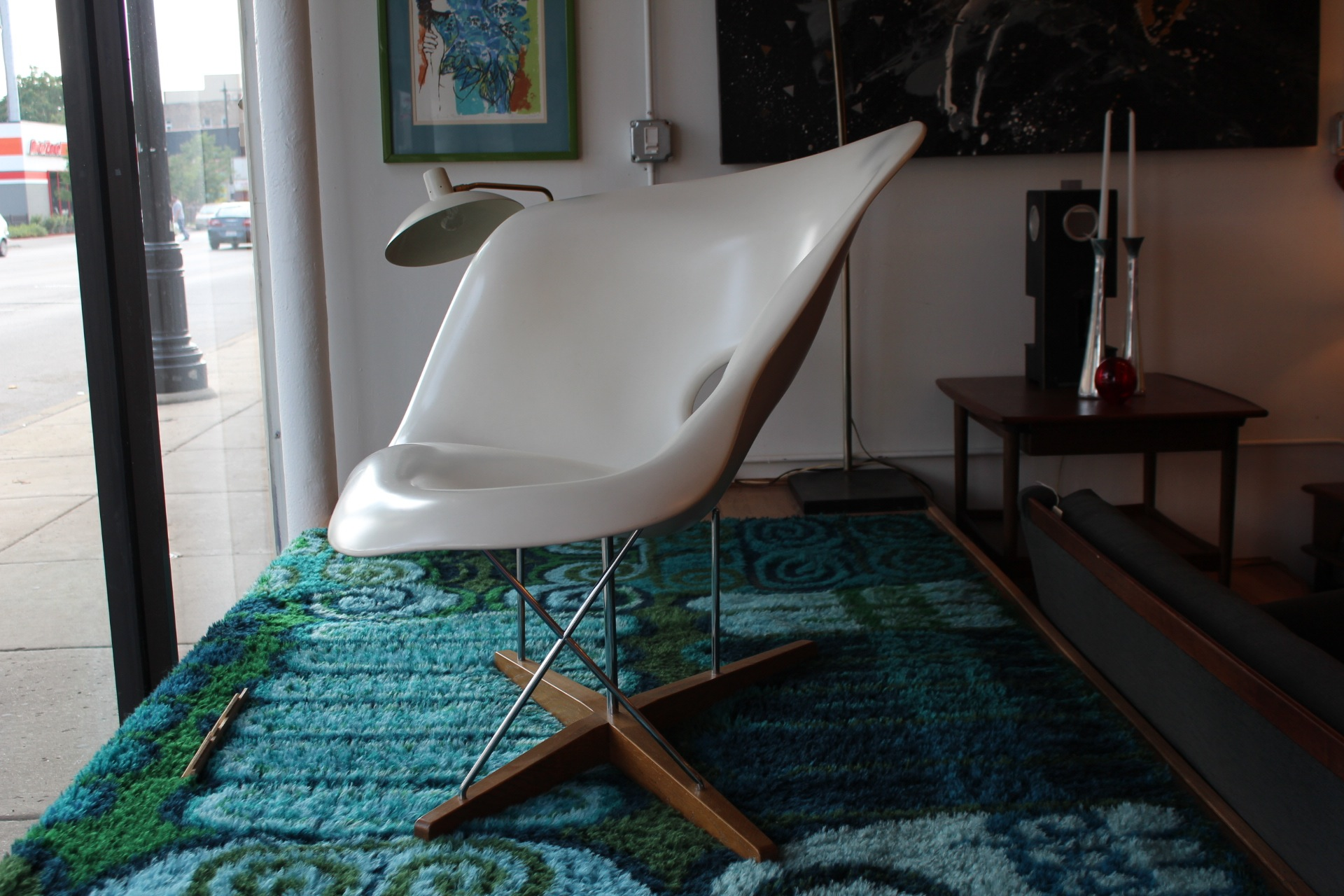 Chaises Aemes La Chaise Lounge Chair By Charles And Ray Eames