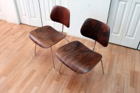 Eames DCM Rosewood Chairs | An Orange Moon - UBER HIP ...