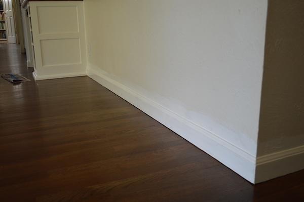 Wood Floor, Painting & My Best Painting Tip