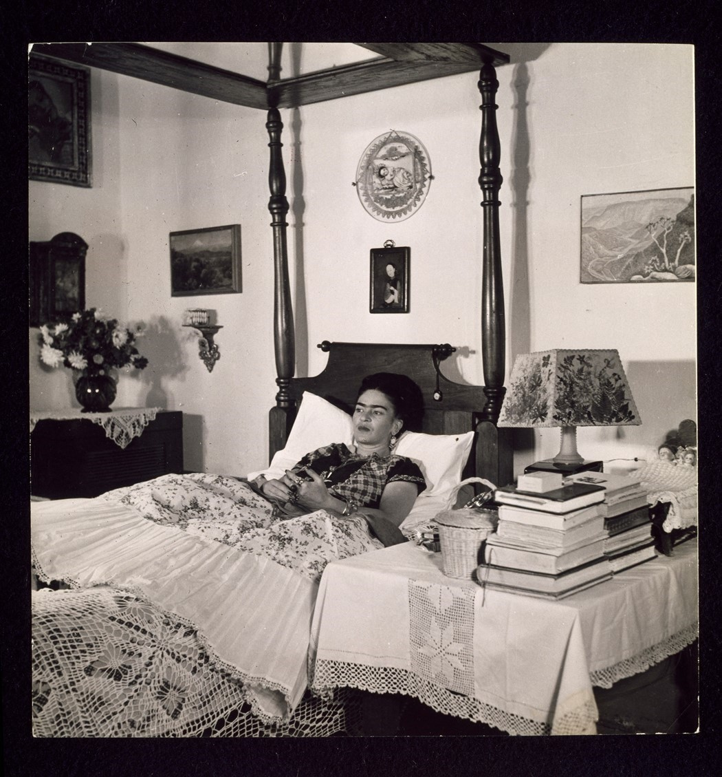 Arte De Mexico Beds Why Frida Kahlo Was Best Photographed By Women Another