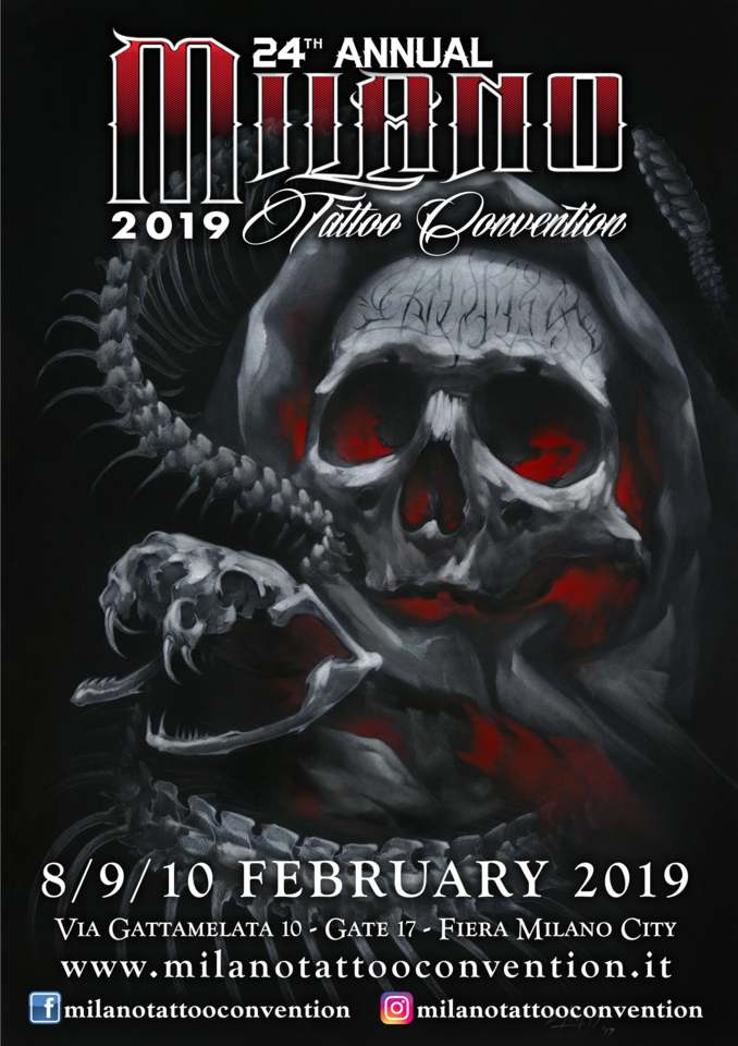 Tattoo Stile Milano Tattoo Convention 2019 | Date | Tatuatori | Prezzi