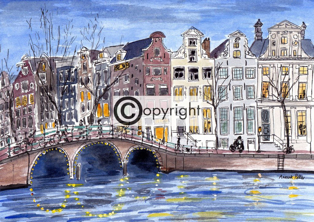Amsterdams Museum Amsterdam – Anouk Potter Illustrations