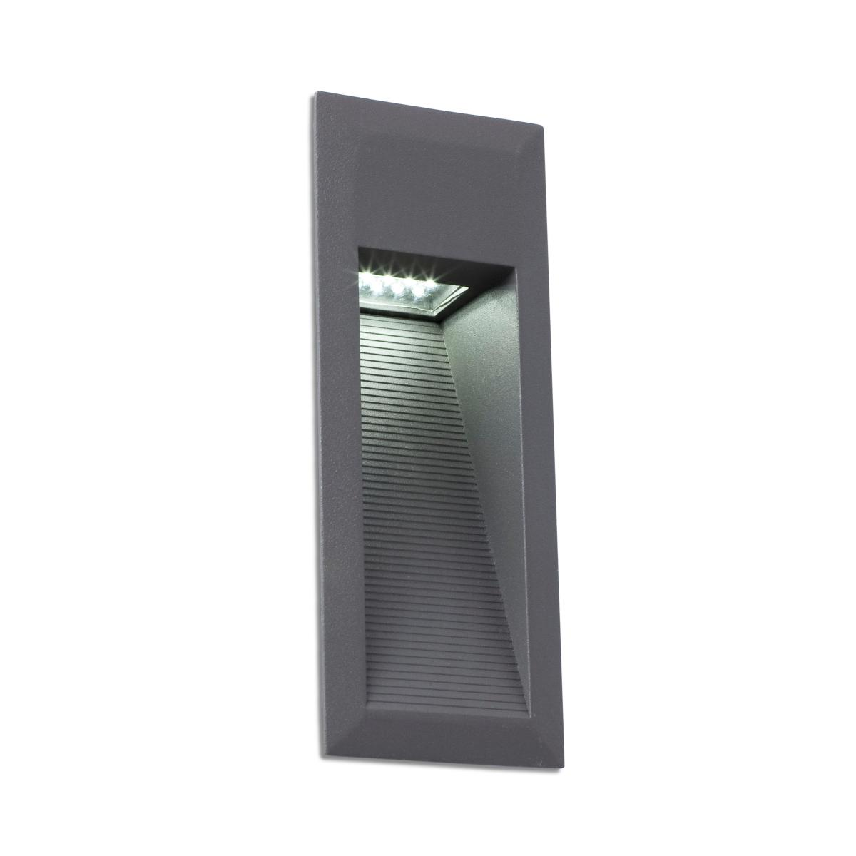 Eclairage Exterieur Led Encastrable Mural Spot Encastrable Mural Landai Faro Led 70400