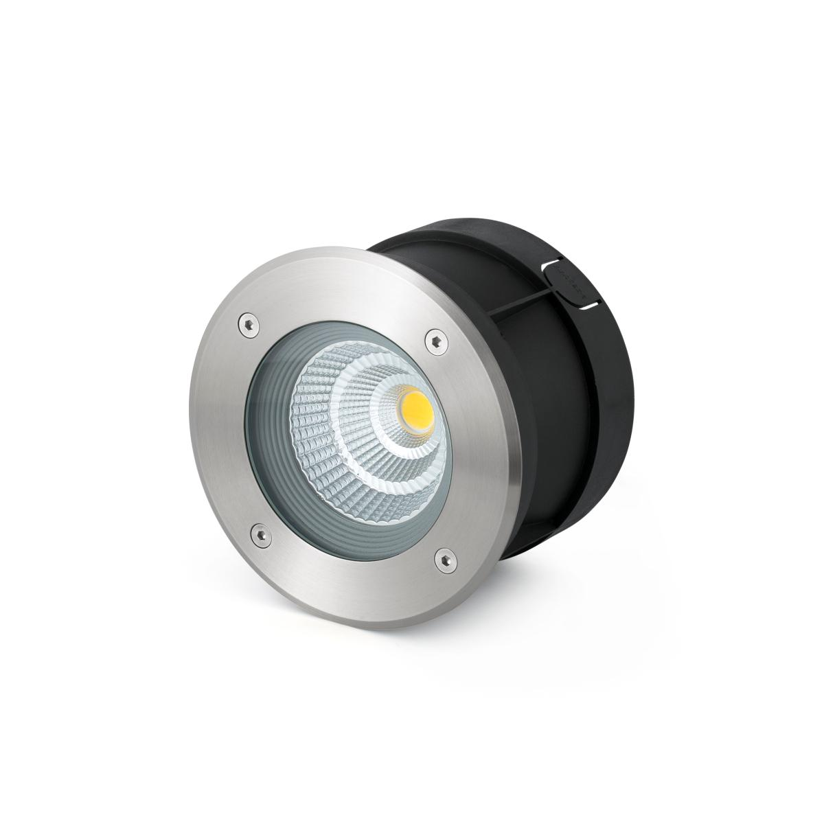 Eclairage Led Encastrable Exterieur Spot Encastrable Exterieur Led Ip67 12w 24 Inox 316 Faro