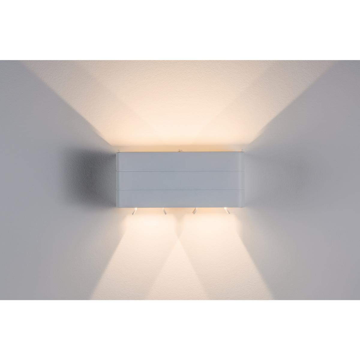 Spot Led Encastrable Plafond Applique Murale Design Scena Paulmann 4 X 2.5w Led 220v 70794