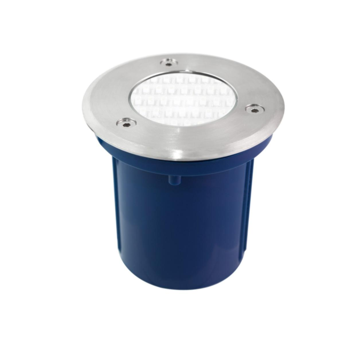 Spot Encastrable Terrasse Beton Spot Led Encastrable Inox 316 Pour Abords Piscine 3w 12v