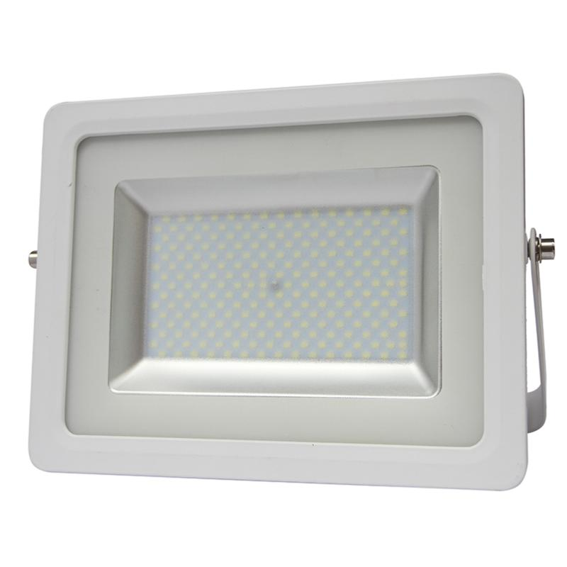 Projecteur Exterieur Led 100w Projecteur Led 200w Exterieur Slim Ip65 Blanc Froid 6000k
