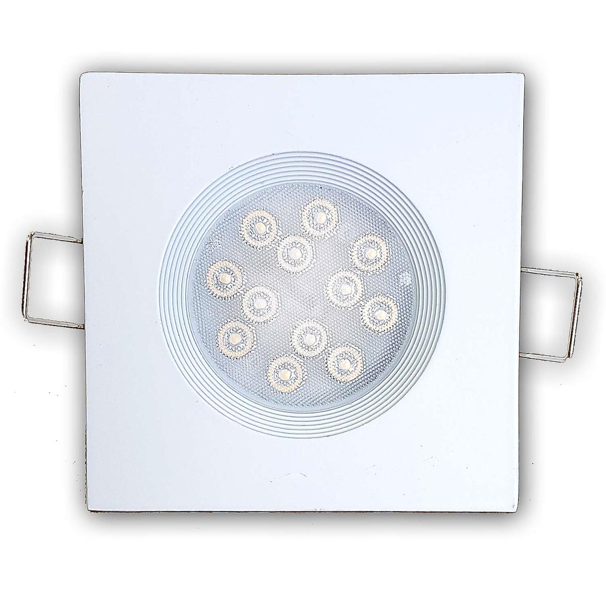 Spot Led Exterieur Philips Spot Led Gu10 Encastrable Blanc Led Philips 5w Rendu 50w
