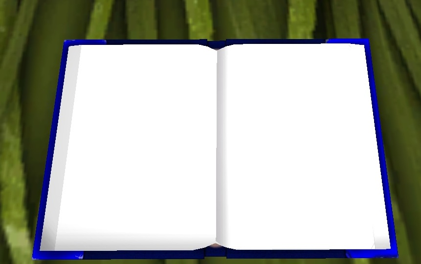 Why does my Page in a page flip animation created in maya go grey
