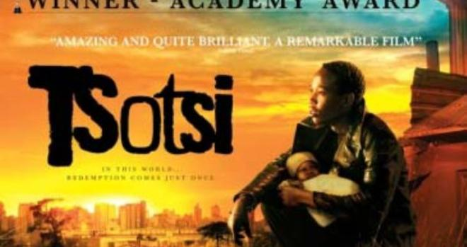 tsotsi - African movies