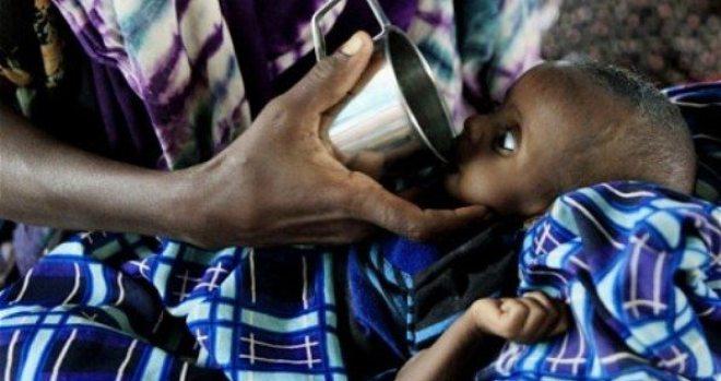 Rwanda Burundi Famine