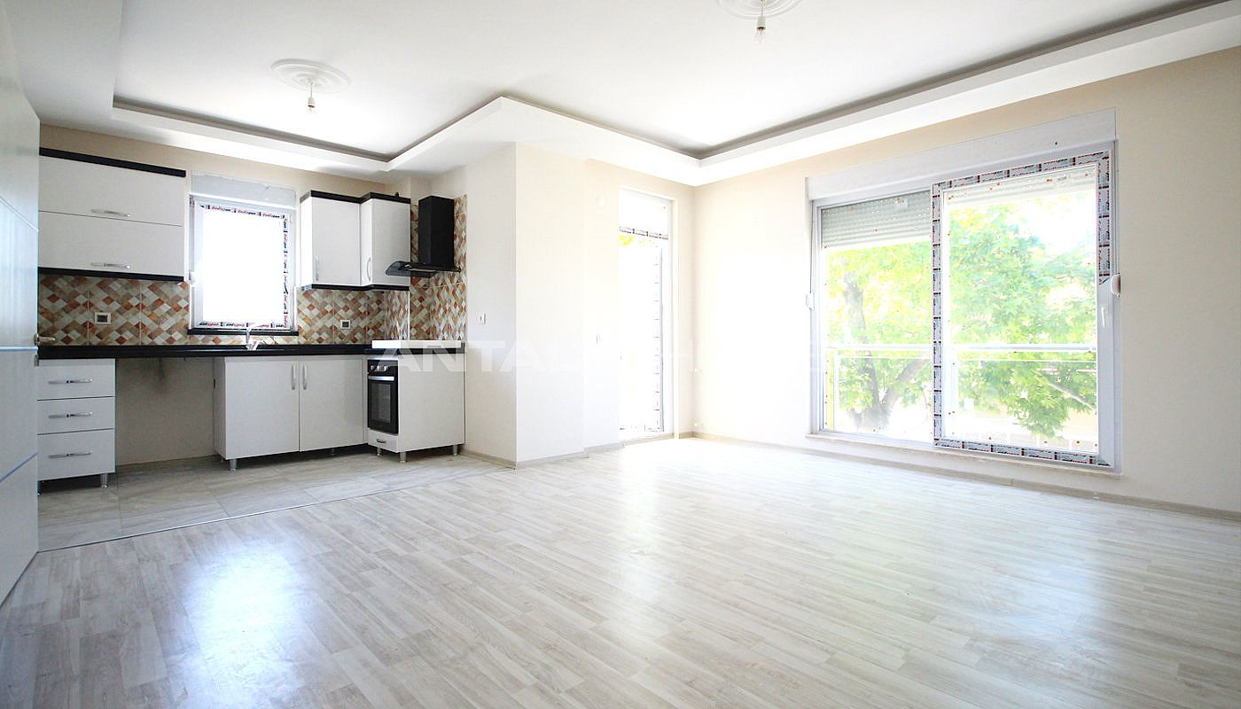 Property Deed New Cheap Apartment For Sale In Antalya With Kitchen