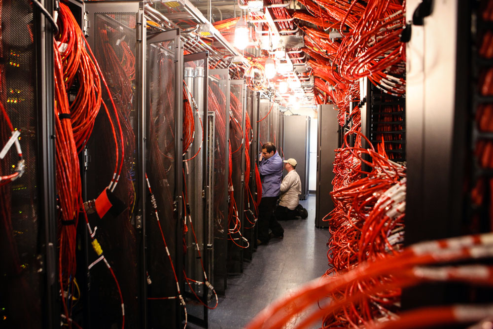 restaurant management resume%0A Cabling a SoftLayer Data Center Server Rack Marketing  resume server