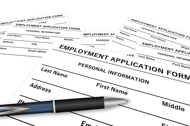 Sample job application letter in Jamaica Anthea McGibbon