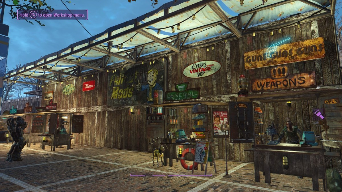 Stores That Have 3d Wallpaper Fallout 4 Mods For Ps4 Officially Scrapped For Now