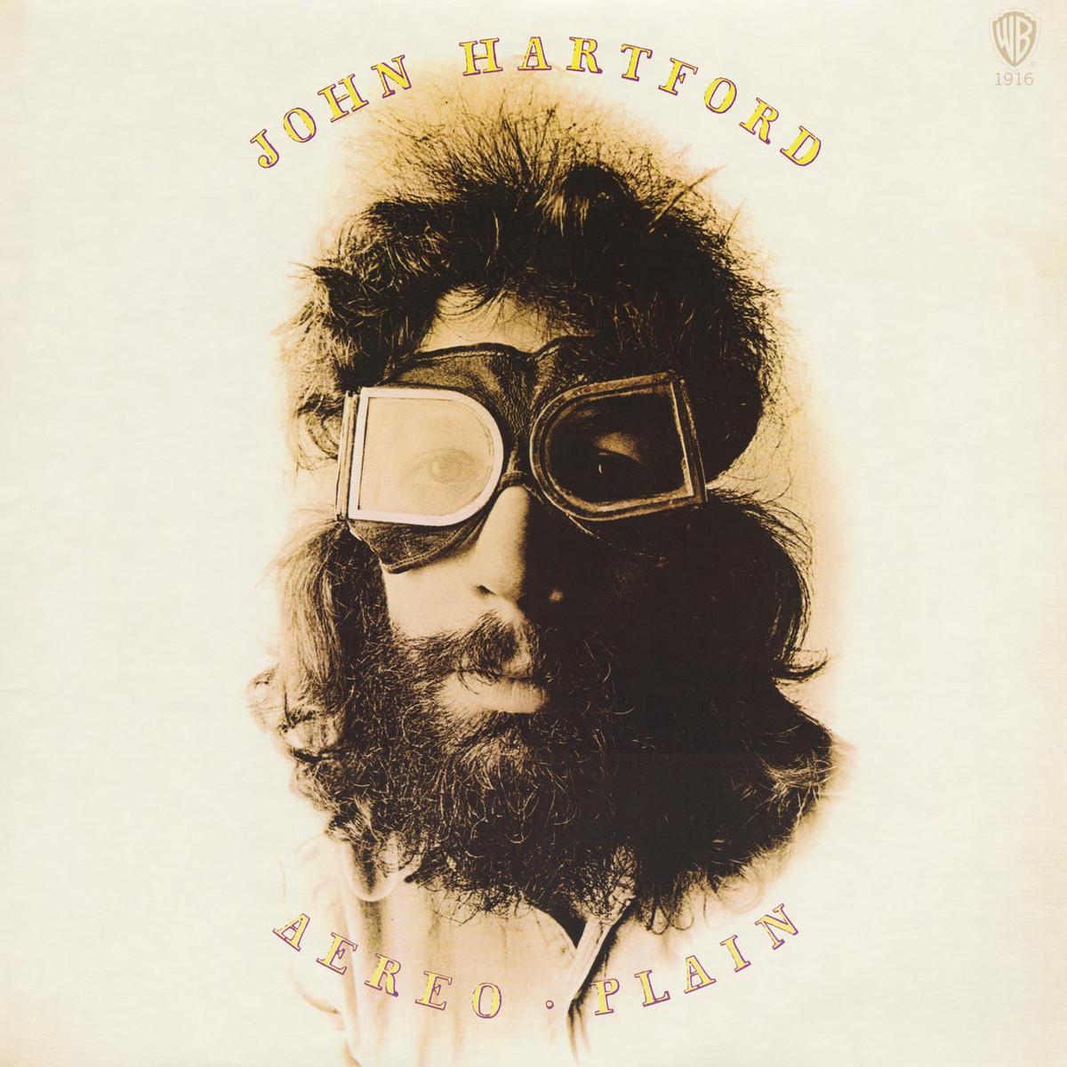 John Hartford Aereo-Plain Album Cover
