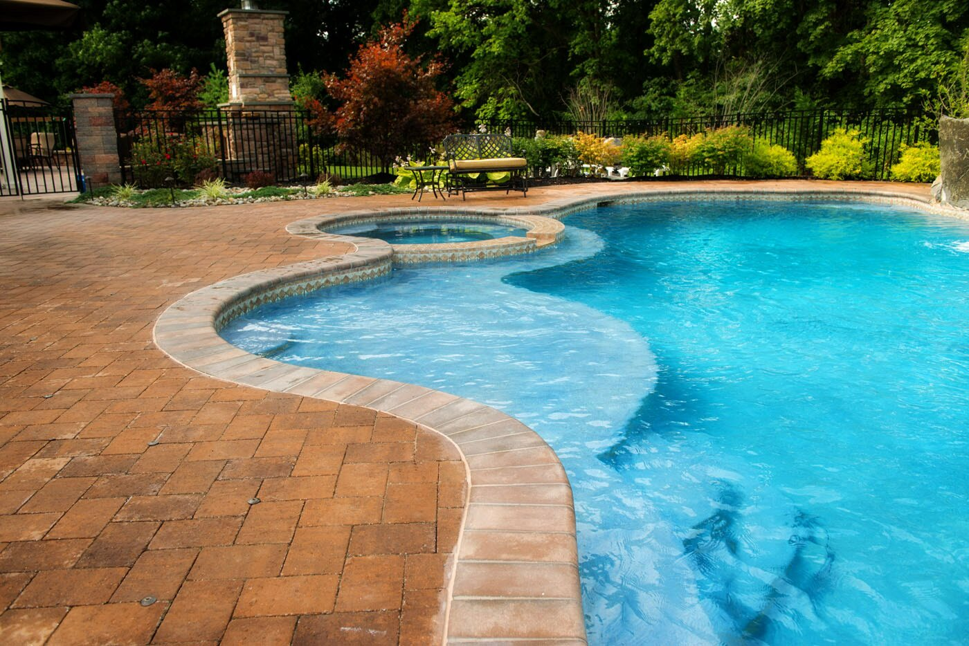 Pool Beton Concrete Swimming Pool Finish Options - Anthony & Sylvan Pools