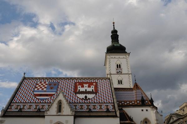 Church, Zagreb, Croatia