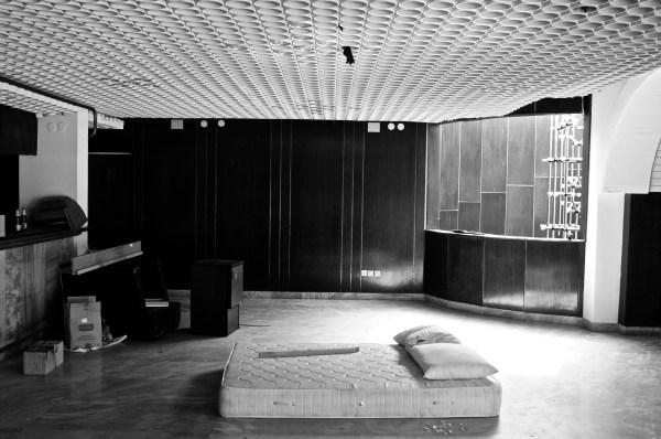 Abandoned hotel, bed, montenegro