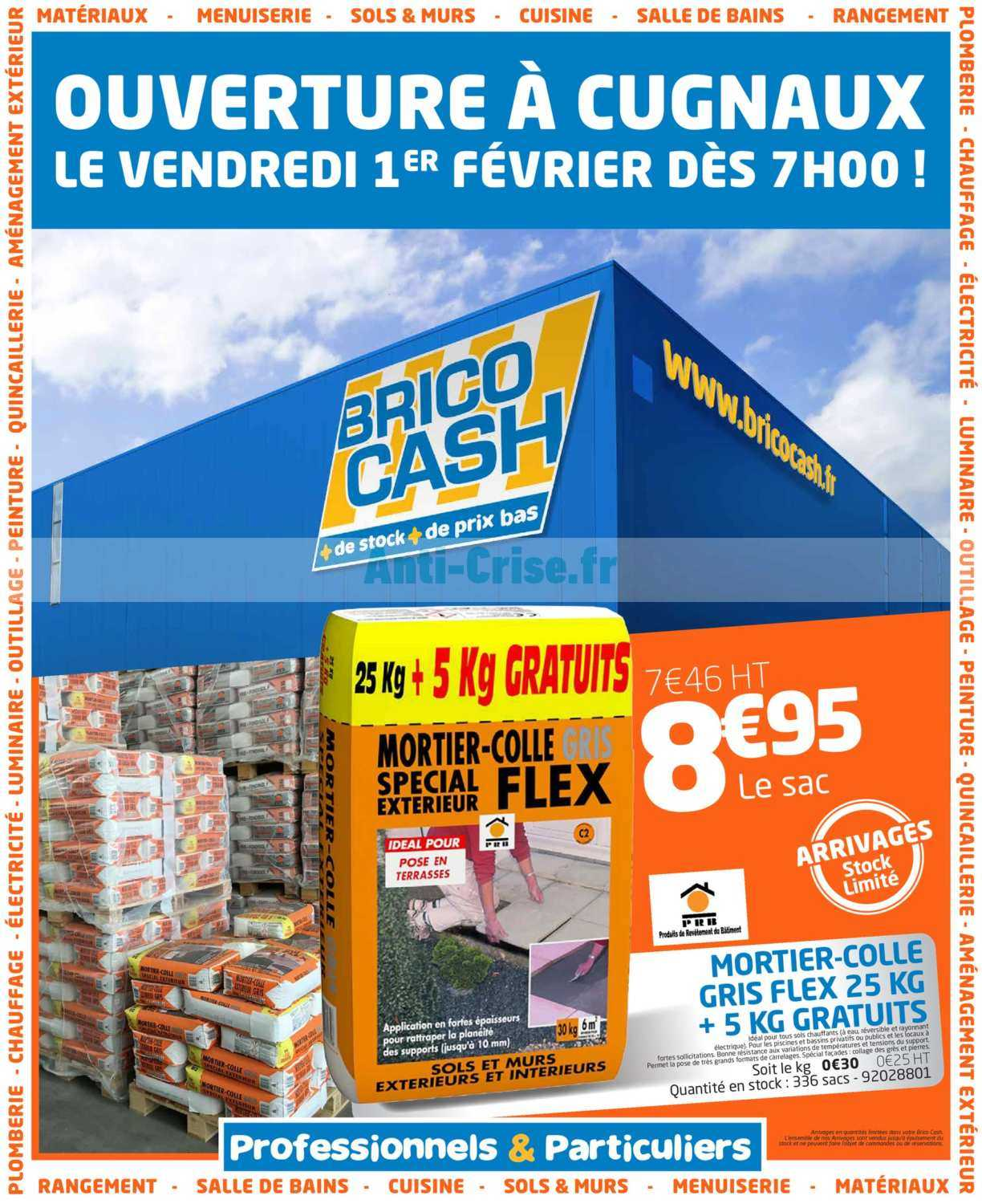 Dalle Exterieur Brico Cash Catalogue Brico Cash Du 01 Au 28 Février 2019 Catalogues Promos