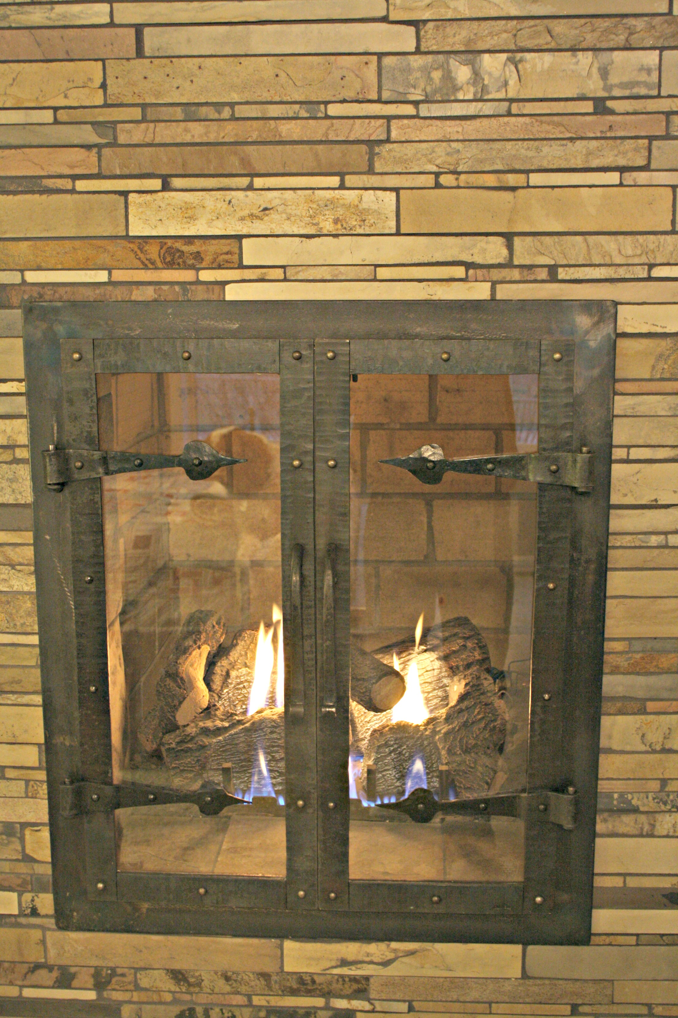 Custom Glass Fireplace Doors Custom Fireplace Doors Antietam Iron Works