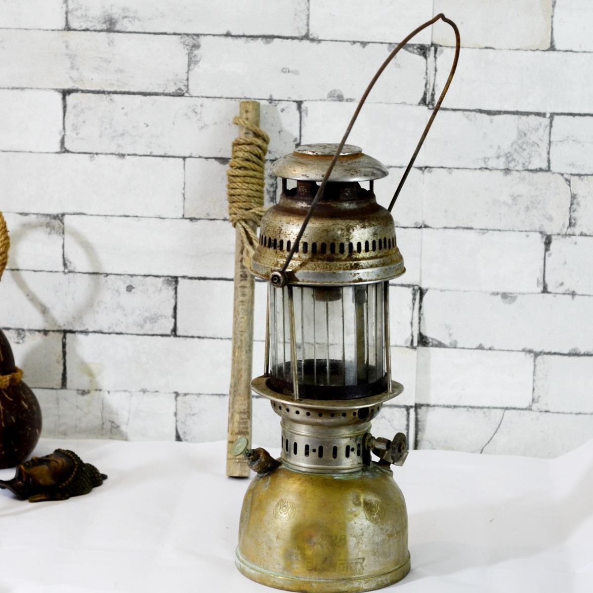 Famous Petromax Antique Hurricane Lamp Antikcart