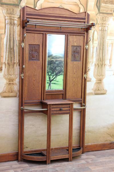 Garderobe Holz Massiv | Diyhd 5ft 8ft Soft Close Single Door ...