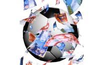 Γραφήματα με την αξία του ρόστερ των ποδοσφαιρικών ομάδων.