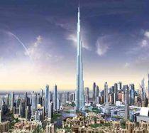 To Ντουμπάι κατά την διάρκεια της μέρας (time-lapse video)