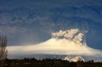Εντυπωσιακές εικόνες από εκρήξεις ηφαιστείων το 2011