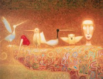 Μυθικός σουρεαλισμός από τον Arunas Zilys