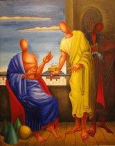Πλάτωνας – Φαίδρος – Ο Θευθ ανακαλύπτει το αλφάβητο