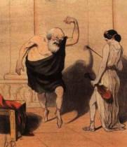 Σωκράτης: Η φοράδα, η χύτρα και η κοπέλα