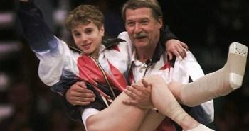 Κατά την διάρκεια των Ολυμπιακών αγώνων του 1996, οι ομάδες γυμναστικές της Ρωσίας και Αμερικής μάχονταν στήθος με στήθος για το χρυσό. Η Αμερικάνικη ομάδα χρειαζόταν μια υψηλή βαθμολογία από την Kerri Sturg για να πάρει την νίκη. Στην πρώτη της απόπειρα έπεσε και χτύπησε τον αστράγαλό της, αλλά έπρεπε να κάνει μια δεύτερη καλή προσπάθεια για να πάρει η ομάδα της  το χρυσό. Πράγματι προσγειώθηκε τέλεια στην δεύτερη προσπάθεια, και στην συνέχεια κατέρρευσε. Ο γυμναστής της Karolyi την μετέφέρε στην εξέδρα για την απονομή του χρυσού μεταλλίου.