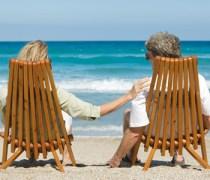 Η ευεξία βελτιώνεται μετά τα 50