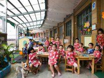 Σχολικές τάξεις από όλο τον κόσμο