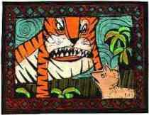 Ο Βραχμάνος, η τίγρη και το τσακάλι