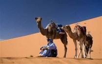 Κάποιος γυρίζει από το Μαρόκο