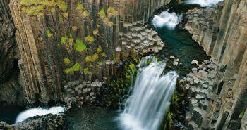 Καταρράκτης Litlanesfoss, Ισλανδία