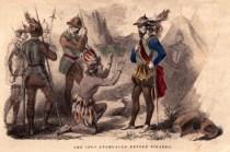 Οι Ινδιάνοι υπονομεύτηκαν από την ίδια τους τη φιλοξενία και από την αδυναμία των όπλων τους.