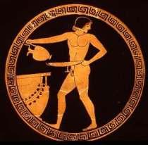 Οταν έσπαγαν πιάτα στην (αρχαία) ταβέρνα