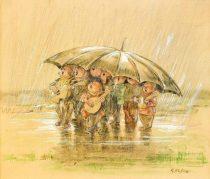 Η βροχή κι η ιστορία του Χασάν