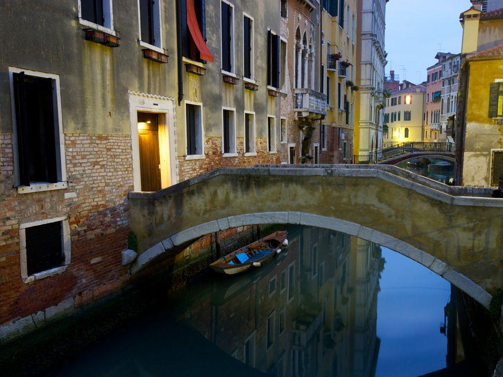 Κανάλι στη Βενετία.