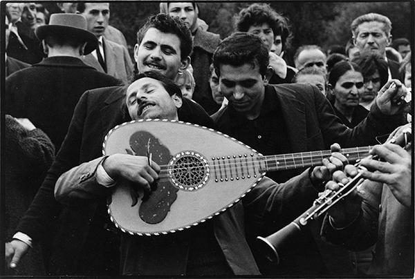 Μουσικοί, δεκαετία 1960