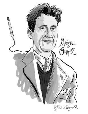 george_orwell_by_reynolds